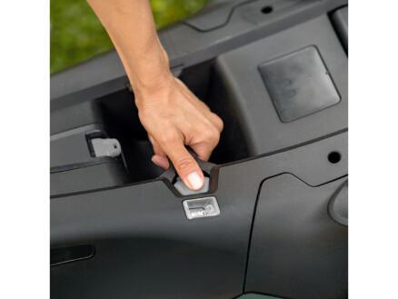 Bosch AdvancedRotak 36-690 accu grasmaaier 36V Li-Ion + lader en MultiMulch