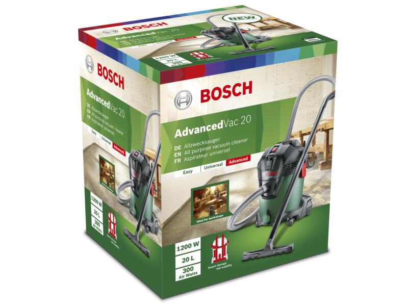 Bosch AdvancedVac 20 alleszuiger 1200W