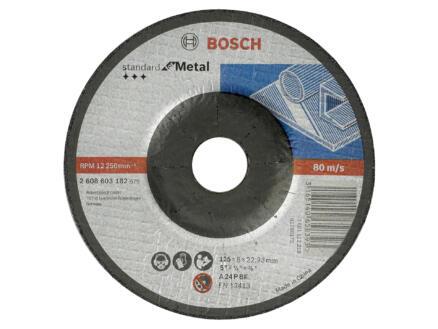 Bosch Professional Afbraamschijf metaal 125x6x22,23 mm
