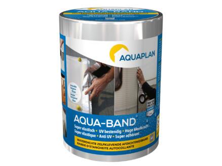 Aquaplan Afdichtingsband zelfklevend aluminium 100x15 cm