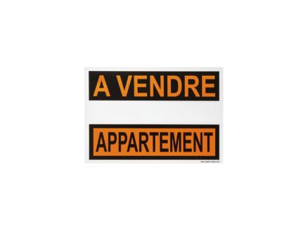 Affiche appartement à vendre 33x23 cm