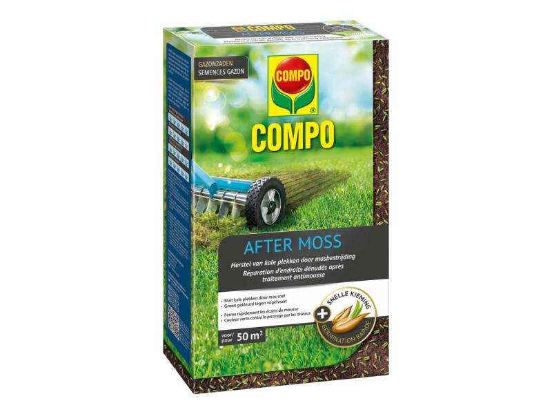 Compo After Moss semence gazon de regarnissage 1kg