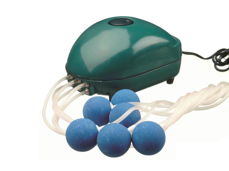 Air 1000 Indoor beluchtingspomp voor vijver 840l