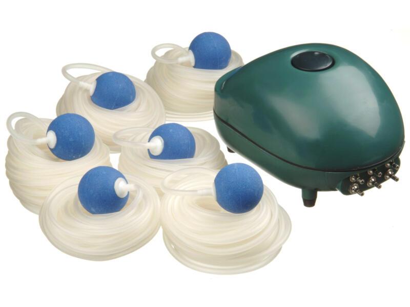 Air 1000 Indoor pompe d'aération pour bassin de jardin 840l