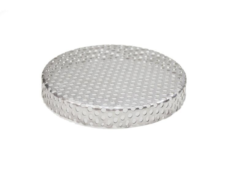 Scala Aircap grille d'aération 160mm inox
