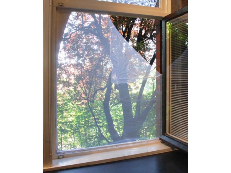 Confortex Alabama toile moustiquaire 130x150 cm noir