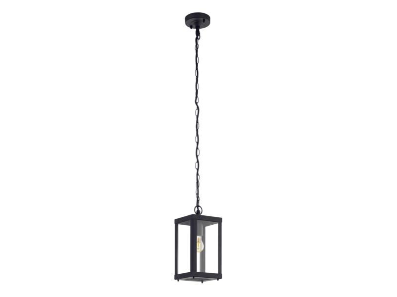 Eglo Alamonte 1 hanglamp E27 max. 60W zwart