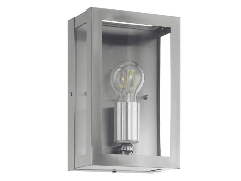 Eglo Alamonte wandlamp E27 max. 60W inox