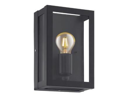 Eglo Alamonte wandlamp E27 max. 60W zwart