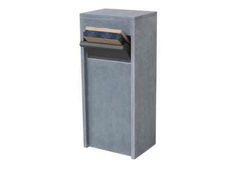 VASP Alicante Parcel boîte aux lettres pierre bleue belge
