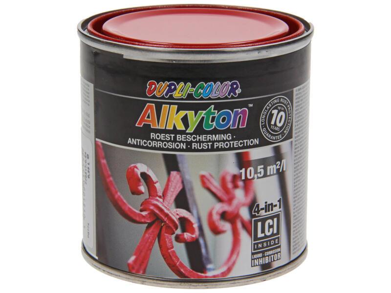 Dupli Color Alkyton laque antirouille brillant 0,25l rouge feu