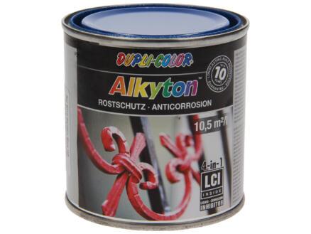 Dupli Color Alkyton roestbeschermingslak hoogglans 0,25l gentiaanblauw