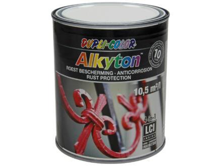 Dupli Color Alkyton roestbeschermingslak hoogglans 0,75l zuiver wit
