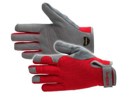 Busters Allround gants de jardinage L/XL rouge