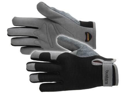 Busters Allround gants de jardinage S/M noir