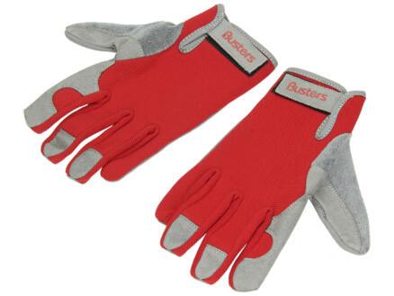 Busters Allround gants de jardinage S/M rouge