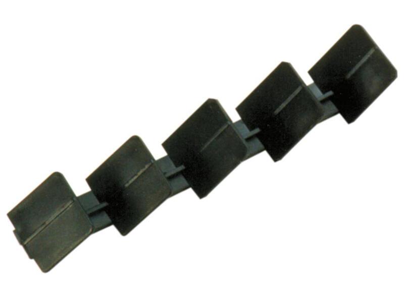 Carpoint Alourdisseurs essuie-glaces 17cm 2 pièces
