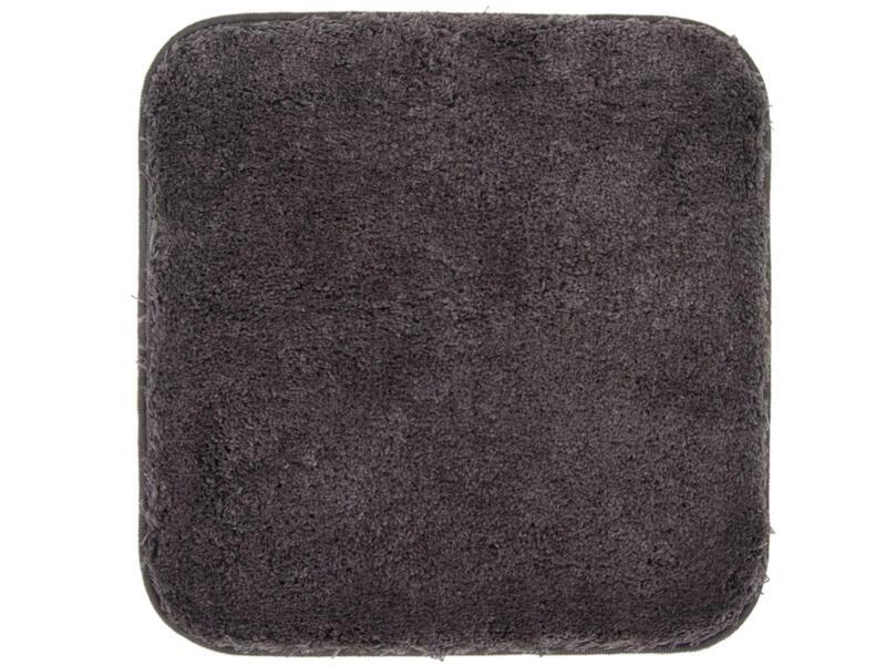 Differnz Altera tapis de bain 60x60 cm anthracite