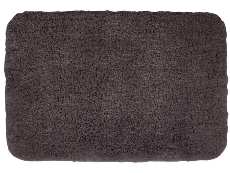 Differnz Altera tapis de bain 90x60 cm anthracite