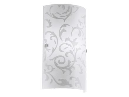 Eglo Amadora applique murale E14 max. 60W blanc/gris