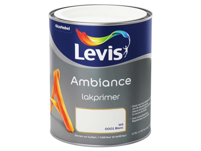 Levis Ambiance laque primer 0,75l blanc