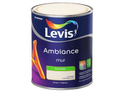 Levis Ambiance muurverf extra mat 1l ivoorbeige