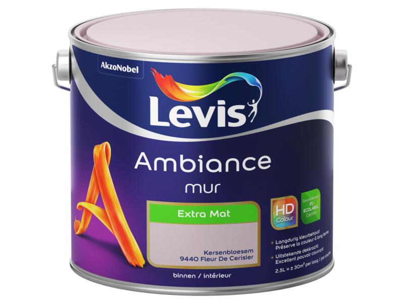 Levis Ambiance muurverf extra mat 2,5l kersenbloesem