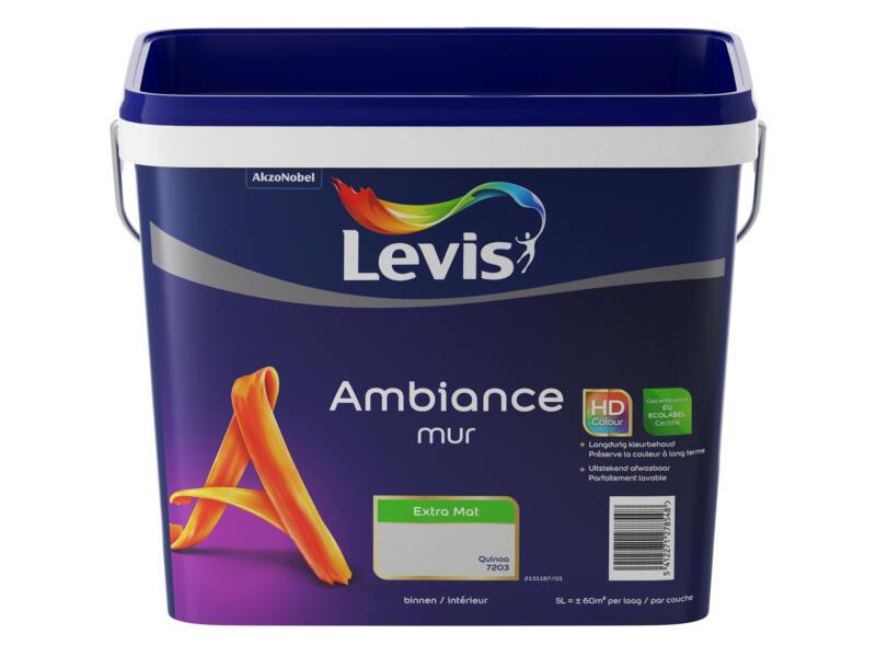 Levis Ambiance muurverf extra mat 5l quinoa