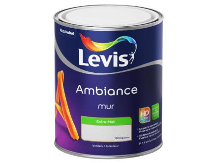 Levis Ambiance peinture murale extra mat 1l quinoa