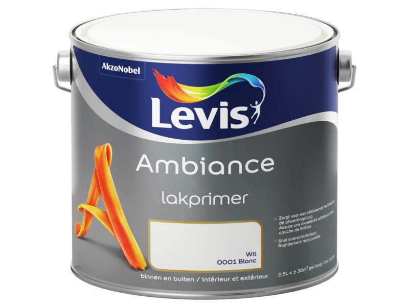 Levis Ambiance primer 2,5l blanc