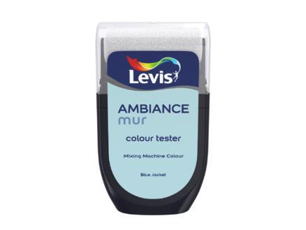 Levis Ambiance tester muurverf extra mat 30ml bluejacket