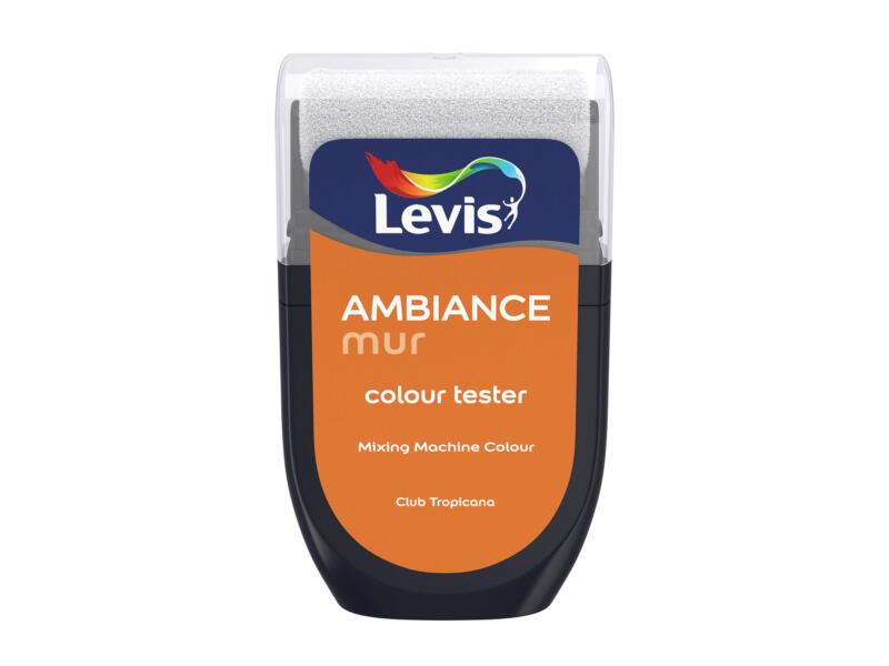 Levis Ambiance tester muurverf extra mat 30ml club tropic