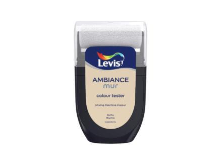 Levis Ambiance tester muurverf extra mat 30ml raffia