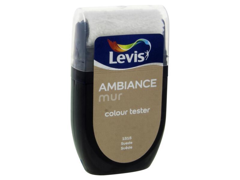 Levis Ambiance tester muurverf extra mat 30ml suède