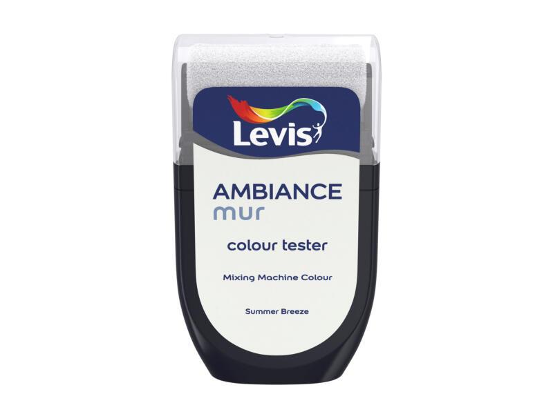 Levis Ambiance tester muurverf extra mat 30ml summer breeze