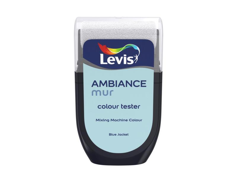 Levis Ambiance testeur peinture murale extra mat 30ml bluejacket