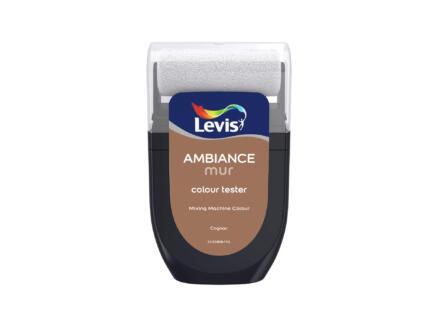 Levis Ambiance testeur peinture murale extra mat 30ml cognac