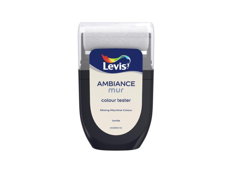 Levis Ambiance testeur peinture murale extra mat 30ml vanille