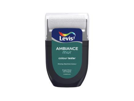 Levis Ambiance testeur peinture murale extra mat 30ml vert anglais