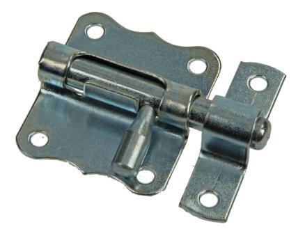 Amerikaanse grendel 40mm 2 stuks