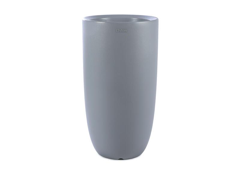 Amphora 75 bloempot 40cm grijs