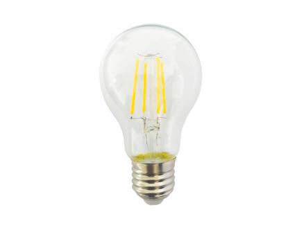 Ampoule LED poire filament E27 4W