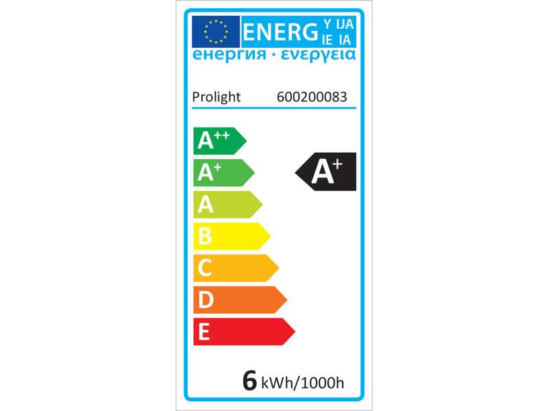 Ampoule LED réflecteur E14 6W