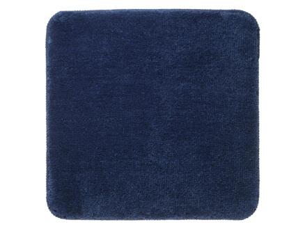 Sealskin Angora badmat 60x60 cm blauw
