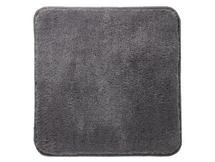 Sealskin Angora badmat 60x60 cm grijs