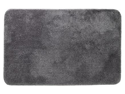 Sealskin Angora tapis de bain 90x60 cm gris