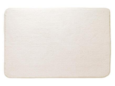 Sealskin Angora tapis de bain antidérapant 90x60 cm ivoire