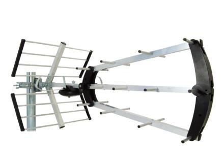 Antenne trinappe UHF