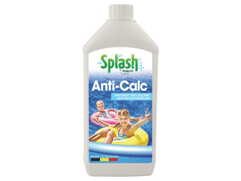 Splash Anti-calc contre le calcaire 1l