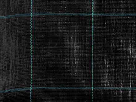 Anti-worteldoek 100g/m² 1,05 m per lopende meter zwart